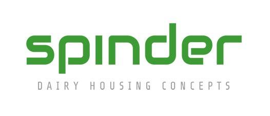 Spinder Dairy Housing Concepts logo