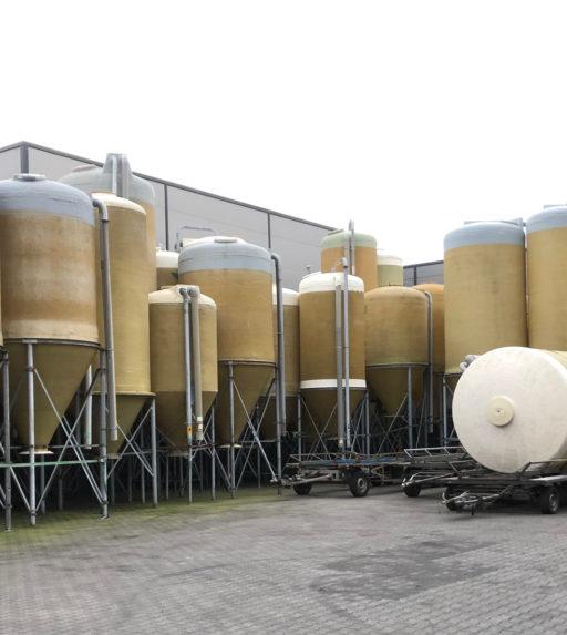 Gebruikte silo's van Nijborg Agri