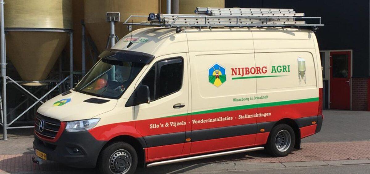 Nijborg Agri bus